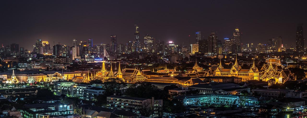 Bangkok -Ontdek het wonderschone Thailand
