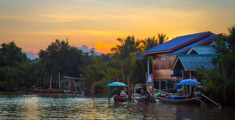 Surat Thani -Ontdek het wonderschone Thailand