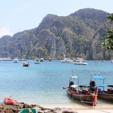 De eilanden van Thailand